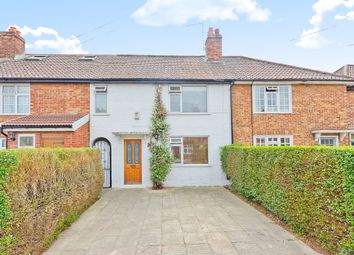 Thumbnail 3 bed terraced house to rent in Pitt Crescent, London