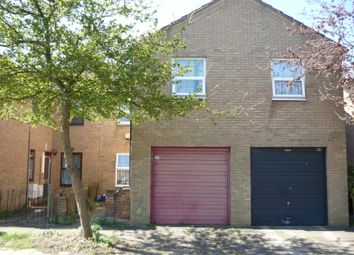 Thumbnail 3 bed terraced house for sale in Cranesbill Place, Conniburrow, Milton Keynes