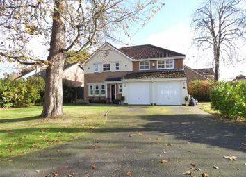 Thumbnail 5 bed detached house for sale in Blackthorn Close, Wistaston, Crewe