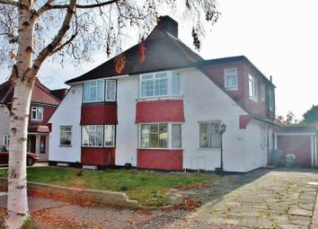 Thumbnail 4 bed semi-detached house to rent in Knightwood Crescent, New Malden