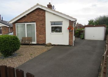 Thumbnail 2 bed detached bungalow for sale in Rufford Close, Bilsthorpe, Newark