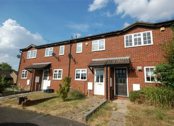 Thumbnail 2 bed terraced house to rent in Wildern Lane, East Hunsbury, Northampton