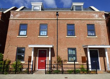 Thumbnail 4 bed town house to rent in Anchor Row, Exeter