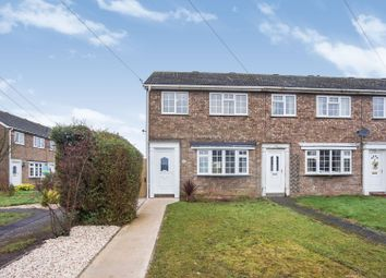 3 bed end terrace house for sale in St. Marys Avenue, Welton, Lincoln LN2