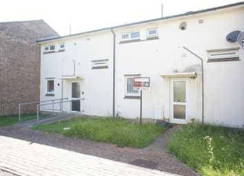 Thumbnail 2 bed terraced house for sale in Exeter Close, Basildon