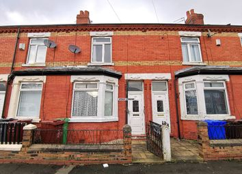 Thumbnail 2 bed terraced house to rent in Thomson Road, Gorton