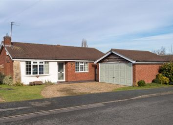 Thumbnail 3 bed bungalow for sale in Montague Drive, Loughborough
