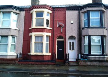 Thumbnail 2 bed terraced house to rent in Shelley Street, Bootle