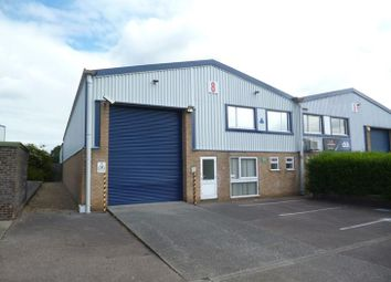 Thumbnail Warehouse to let in 8, Francis Way, Bowthorpe Park Industrial Estate, Norwich