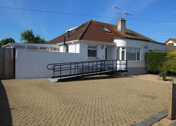 Thumbnail 3 bed bungalow for sale in Clarendon Road, Broadwater, Worthing