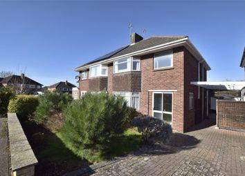 Thumbnail Semi-detached house for sale in Ravensgate Road, Charlton Kings, Cheltenham, Gloucestershire