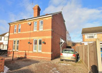 Thumbnail 3 bed semi-detached house for sale in Lyde Street, Hereford