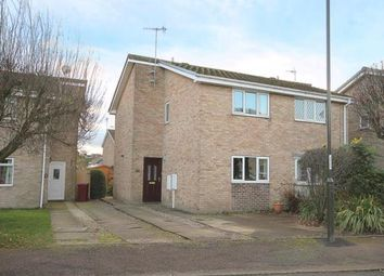Thumbnail 3 bed semi-detached house for sale in Coniston Road, Dronfield Woodhouse, Dronfield, Derbyshire