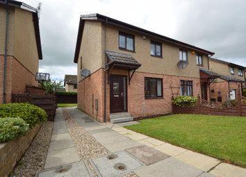 Thumbnail 3 bed semi-detached house for sale in Garvine Road, Coylton, South Ayrshire