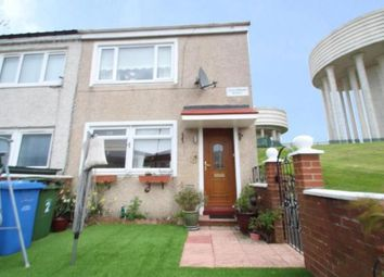 Thumbnail 2 bedroom end terrace house for sale in Kilchoan Road, Craigend, Glasgow