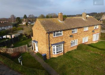 Thumbnail 3 bed semi-detached house for sale in Windmill Fields, Churchgate Street, Old Harlow, Essex