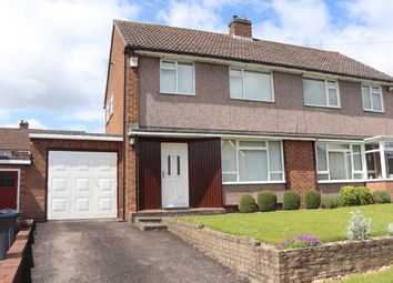 Thumbnail 3 bed semi-detached house for sale in Green Meadow Road, Birmingham