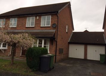 Thumbnail 3 bedroom semi-detached house to rent in St Margarets Road, Evesham