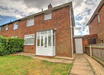 Thumbnail 3 bed semi-detached house for sale in Beverley Crescent, Grimsby