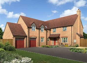 Thumbnail 4 bed detached house for sale in Plot 2, The Mayfair, Little Orchard, Stoke Orchard, Cheltenham, Glos