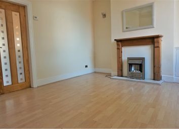 Thumbnail 2 bed terraced house to rent in Stocks Road, Preston
