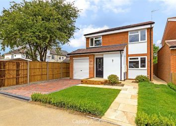 Thumbnail 4 bed detached house for sale in Chantry Lane, St Albans, Hertfordshire