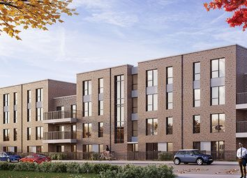 Thumbnail 1 bed flat for sale in City Residence Apartments, Land Bounded By Heriot Street, Lemon, Liverpool