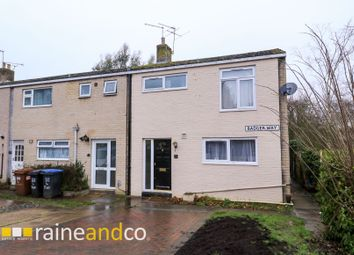 3 bed terraced house for sale in Badger Way, Hatfield AL10