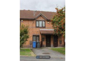 2 bed terraced house to rent in Siskin Drive, Sinfin, Derby DE24