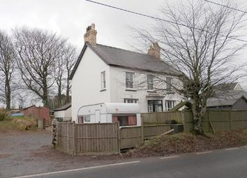 Thumbnail 5 bed detached house for sale in Pentregat, Llandysul