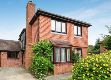 Thumbnail 4 bed link-detached house for sale in Viking Drive, Didcot