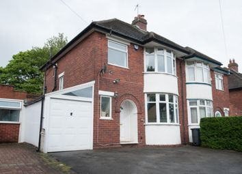 Thumbnail 3 bedroom semi-detached house for sale in Yateley Crescent, Great Barr, Birmingham