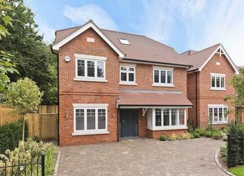 Thumbnail 5 bed detached house for sale in Henley Drive, Coombe Hill