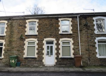 Thumbnail 2 bed terraced house for sale in New Road, Deri, Bargoed