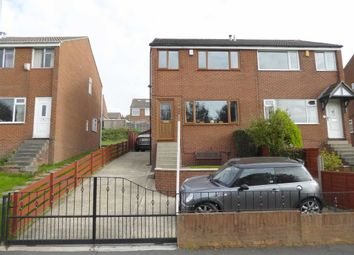Thumbnail 3 bedroom semi-detached house for sale in Granny Lane, Wortley, Leeds, West Yorkshire