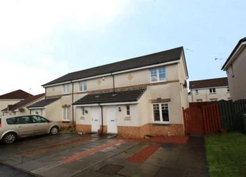 Thumbnail 2 bed end terrace house for sale in Hardridge Road, Glasgow, Lanarkshire