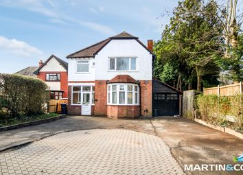 Thumbnail 4 bed detached house for sale in Kedleston Road, Hall Green