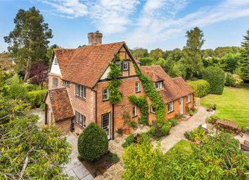Pirbright, Woking, Surrey GU24. 5 bed detached house for sale