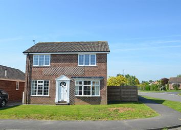 Thumbnail 4 bed detached house for sale in Farmers Way, Copmanthorpe, York