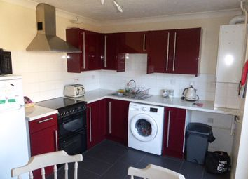 Thumbnail 2 bed terraced house to rent in Lindley Close, Norwich