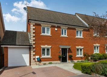 Thumbnail 3 bedroom semi-detached house for sale in Juniper Close, Hurst Green, Oxted