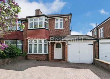 Thumbnail 3 bed semi-detached house for sale in Wemborough Road, Stanmore
