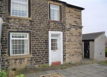 Thumbnail 2 bedroom end terrace house for sale in Jim Lane, Marsh, Huddersfield