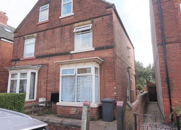 Thumbnail 1 bed flat to rent in York Street, Hasland, Chesterfield
