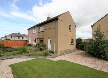 Thumbnail 2 bed semi-detached house for sale in Cherry Road, Bonnyrigg