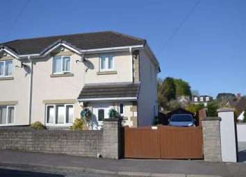 Thumbnail 3 bedroom semi-detached house for sale in Heol Y Gog, Gowerton, Swansea
