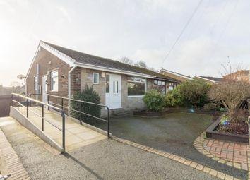 Thumbnail 2 bedroom semi-detached bungalow for sale in Elizabeth Avenue, Wyke, Bradford