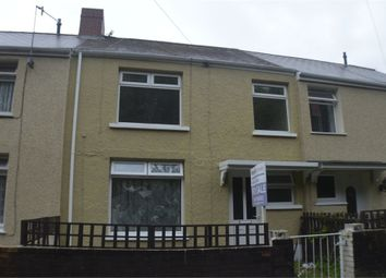 Thumbnail 4 bed terraced house to rent in Mount View Terrace, Port Talbot, West Glamorgan