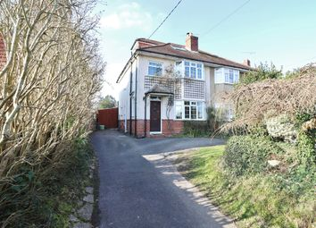 Thumbnail 4 bed semi-detached house for sale in Satchell Lane, Hamble, Southampton, Hampshire