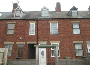 Thumbnail 3 bed terraced house to rent in Parkway, Whitwell, Derbyshire